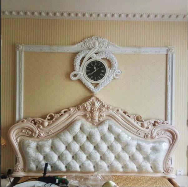 Đồng hồ treo tường DH325T-màu trắng