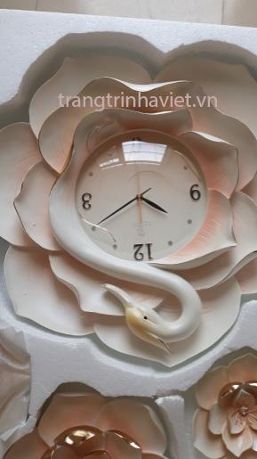 đồng hồ trang trí dh18-3
