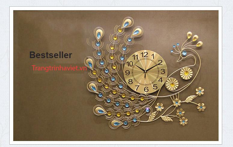 đồng hồ treo tường dh810