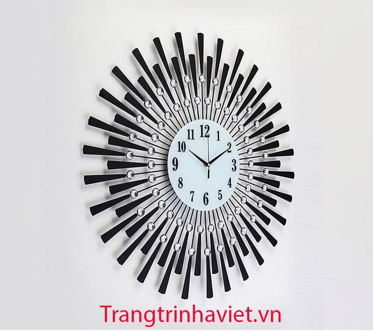 Đồng hồ trang trí giọt sương dh26