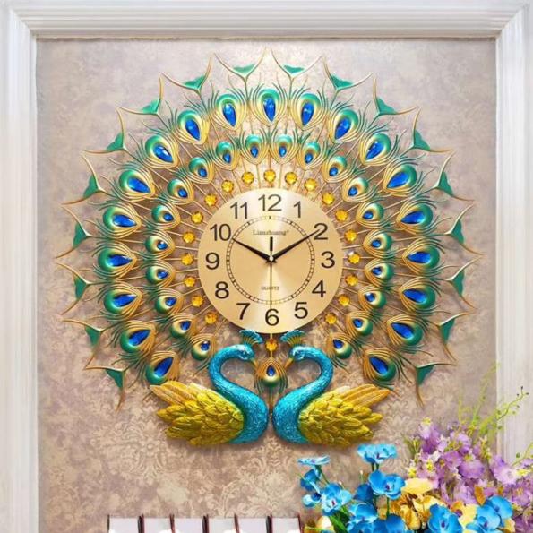 đồng hồ treo tường dh29