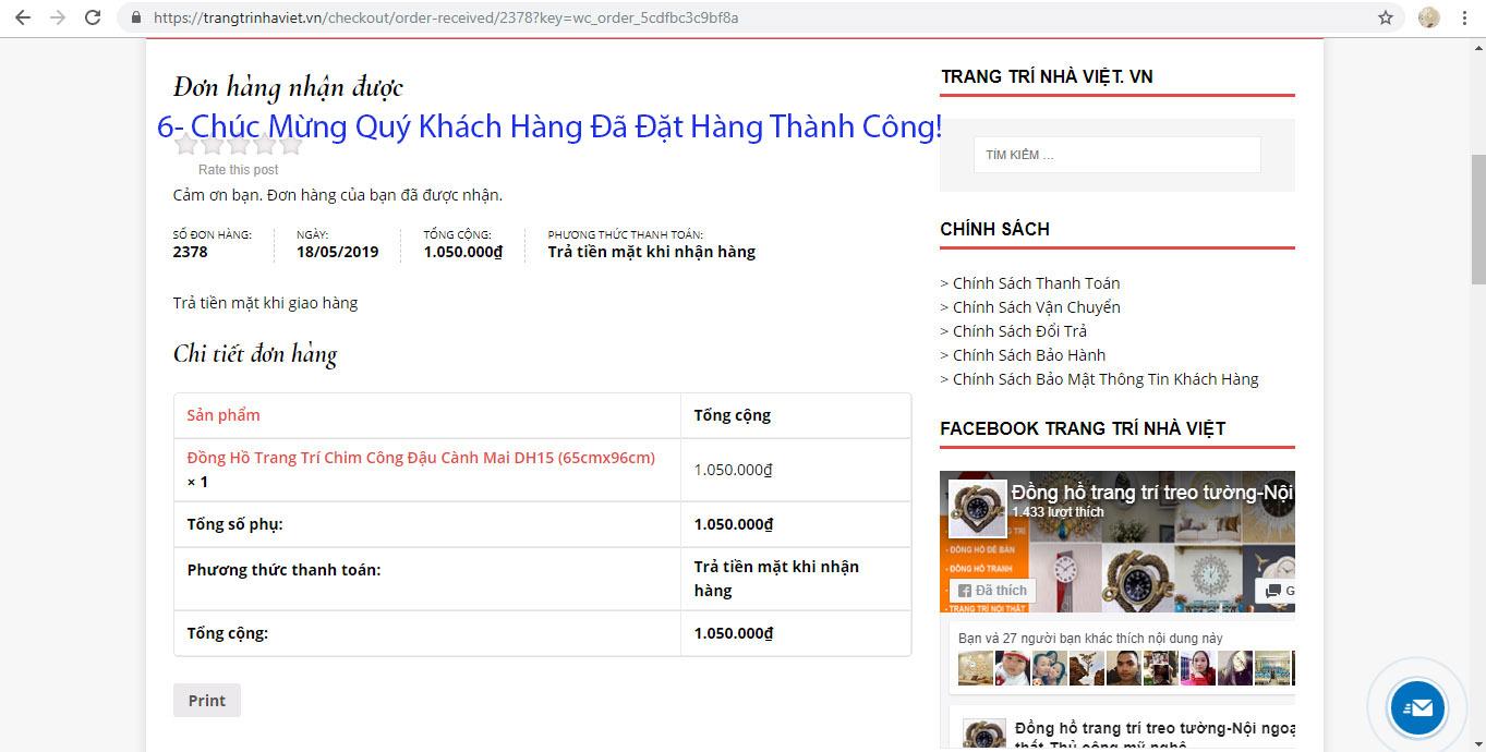 Hỗ Trợ Mua Hàng Online Tại Trang Trí Nhà Việt-9