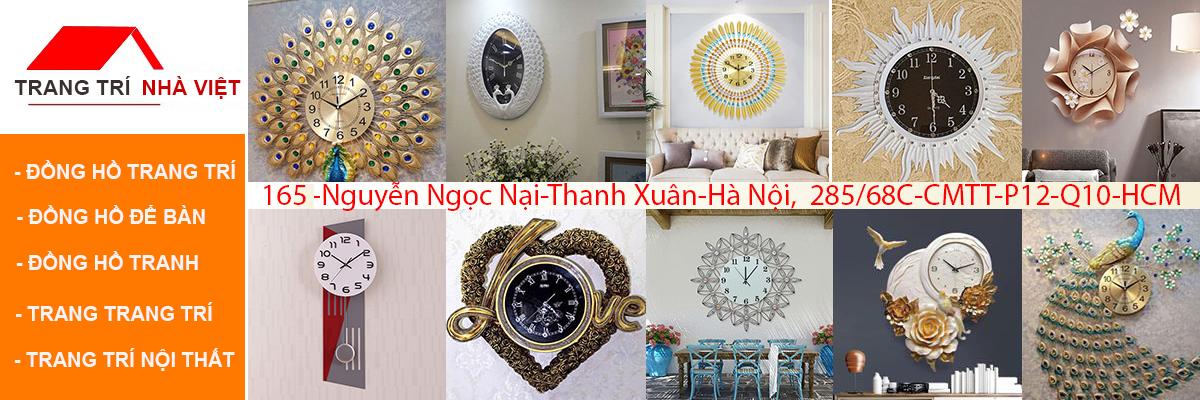 Nội Thất Trang Trí Nhà Việt