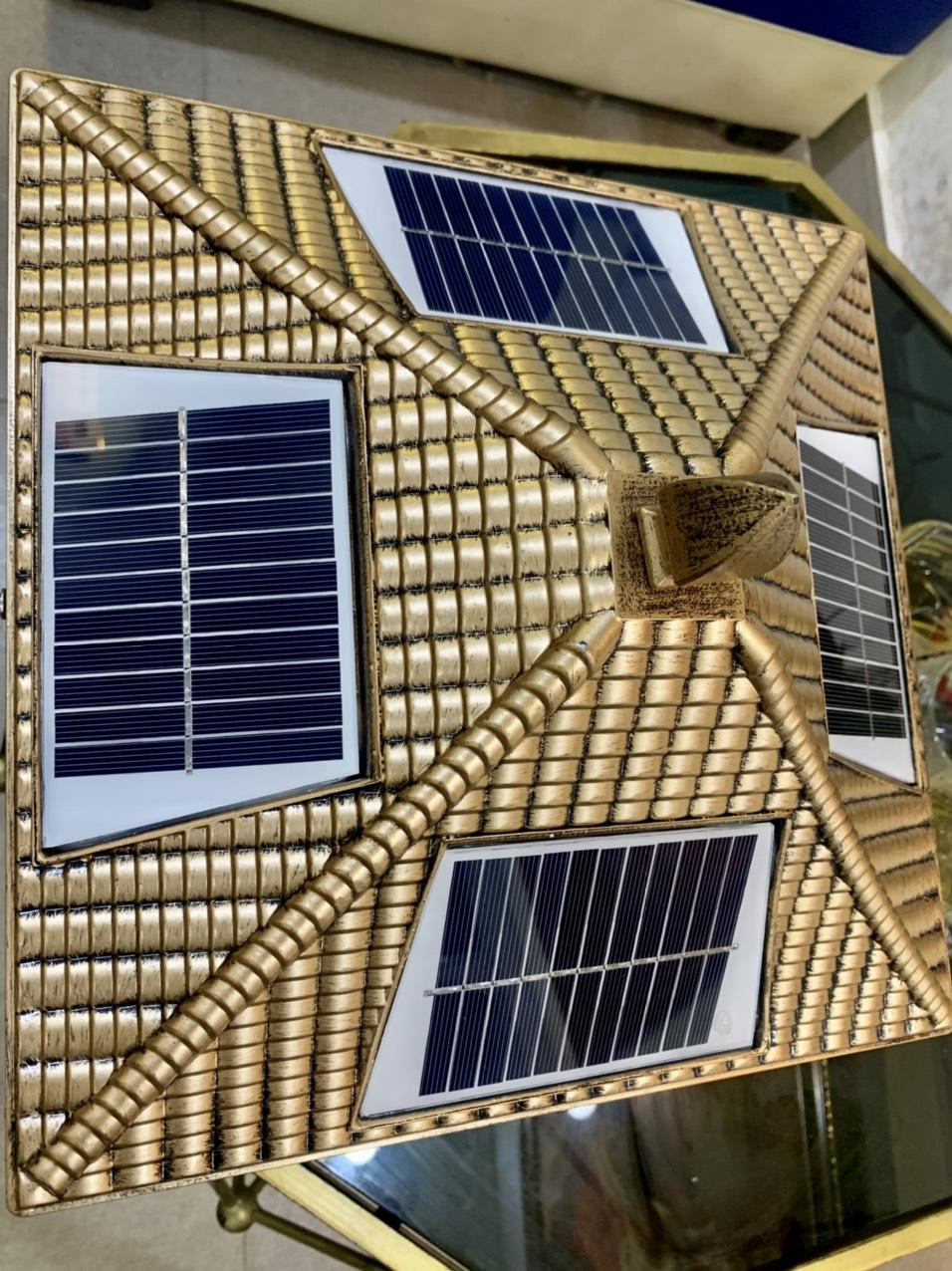Đèn năng lượng mặt trời HL01