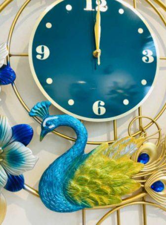 đồng hồ trang trí cao cấp