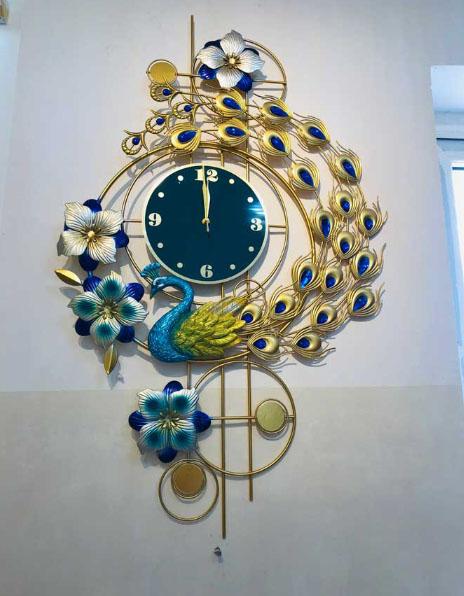 đồng hồ trang trí nghệ thuật