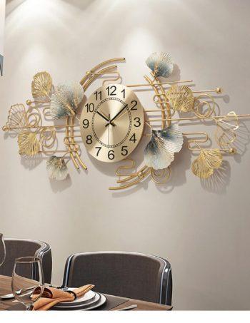 Đồng hồ trang trí treo tường phòng khách tại hà nội dh203