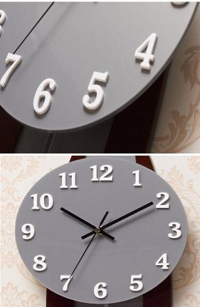 đồng hồ trang trí ql05