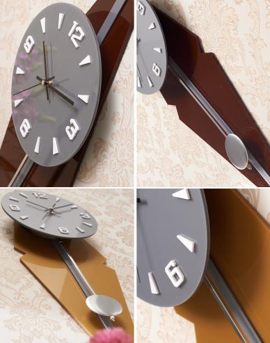 đồng hồ treo tường ql02