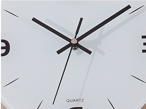đồng hồ treo tường ql04