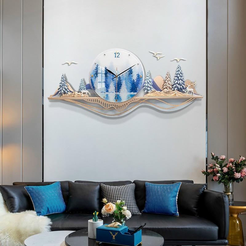 tranh trang trí cao cấp phòng khách rp2011